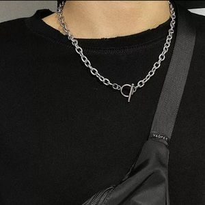 Other - 925 toggle chain necklace